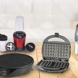 Kuhinjski aparati, setovi i posuđe